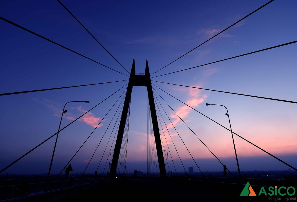 Binh Bridge & Toll Road